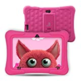 Dragon Touch Tablet para Niños con WiFi Bluetooth 7 Pulgadas 1024x600 Tablet Infantil de...