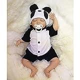 SOFACTY Muñecas Bebé Reborn 18Inch Realista Reborn Baby Doll Muñeca Renacida Bebé Muñeca Recién Nacida Recién Nacido Bebés Renacidos para Niños Y Niñas Regalo De Cumpleaños Y Juguetes De Navidad