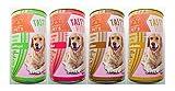My Happy Pet´s 20 x 1240g Hundefutter 4 Sorten in Sauce
