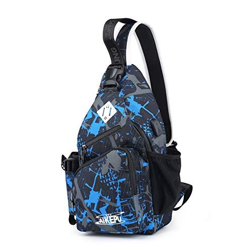 White FENICAL Transparent Bag Summer Pockets Jelly Bag Chest Bag Men Couples Package Bag