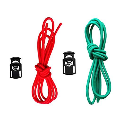 HDHUIXS Sumiso 2pcs Premium elástico Correa de Cuello Compatible with la natación Gafas de natación/máscara del Salto Fresco (Color : Multi-Colored)
