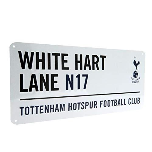 Tottenham Hotspur FC Street Sign