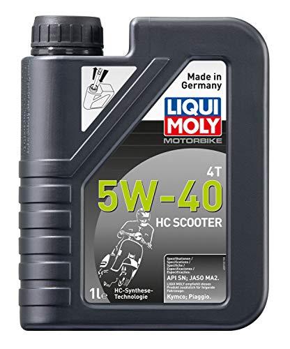 Motoröl 4T 5W-40 HC Scooter 1l Liqui Moly 20829