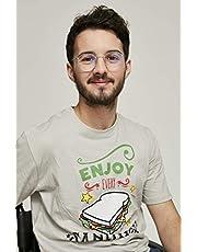 Free Form Camiseta Adaptada para Personas con Discapacidad o Movilidad Reducida. Enjoy.