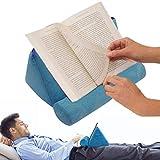 Atril para Leer en la Cama - Soporte Tablet Cama - Cojín de Lectura - Cojines y atriles para Leer en la Cama - Sujetalibros Infantil portatil para estudiar