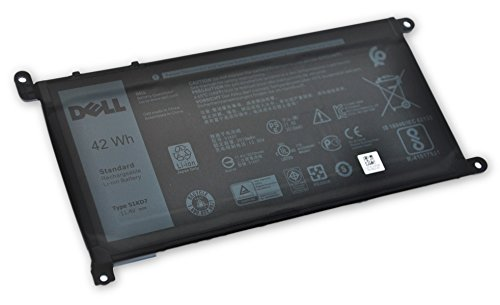 Dell Chromebook 11 3180, 3189 42WHr 3-Cell Primary Battery FY8XM 51KD7