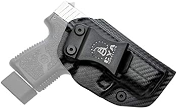 CYA Supply Co Fits Kahr PM9 Inside Waistband Holster Concealed Carry IWB Veteran Owned Company  Carbon Fiber 009- Kahr PM9