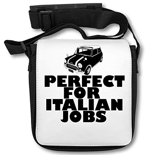 Original Mini Cooper Perfect for Italian Jobs Schultertasche