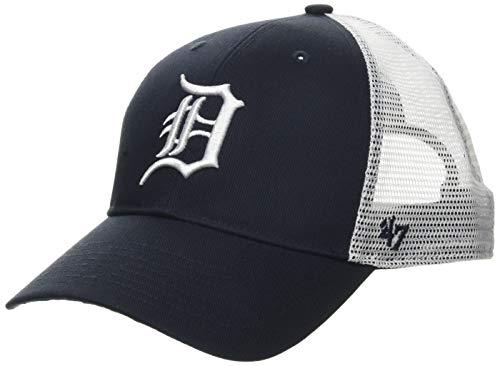47 Unisex Detroit Tigers Kappe, (Herstellergröße: One Size)
