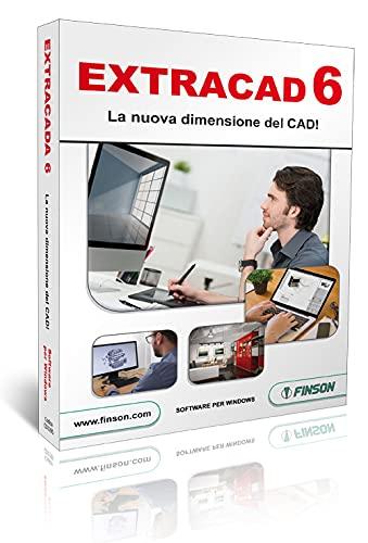 Extracad 6 - software CAD, 2D, 3D