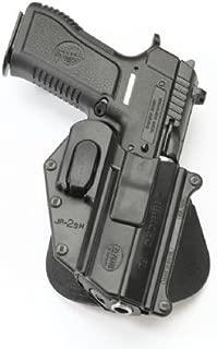 Fobus Tactical JR-2 BH Standard Right Hand Conceal Carry Polymer Belt Holster For IWI Jericho (Polymer Baby Eagle) FL, FS, FBL941, PSL, PL - Black