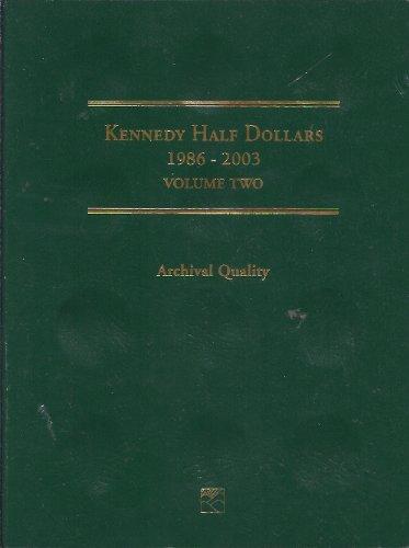 Kennedy Half Dollars 1986 – 1998 (Volume Two)