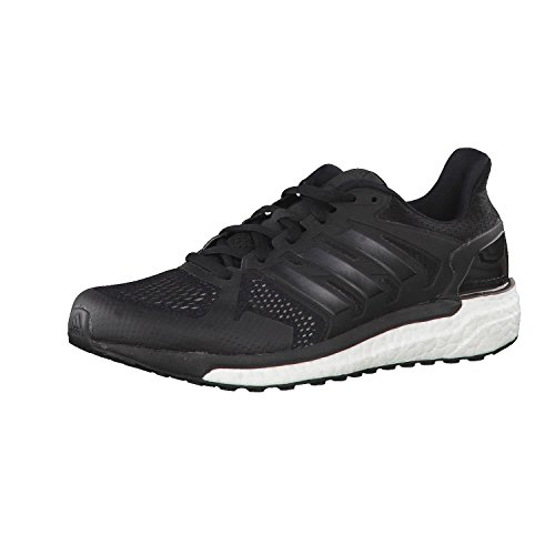 adidas Damen Supernova ST Laufschuhe, Weiß (weiß / schwarz weiß / schwarz), 39 1/3 EU
