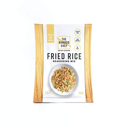 The Bamboo Ranking TOP8 New popularity Chef Seasoning Rice Fried