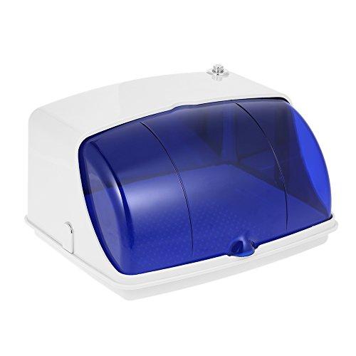 Anself Esterilizador UV para la Desinfección de Uñas Herramienta par