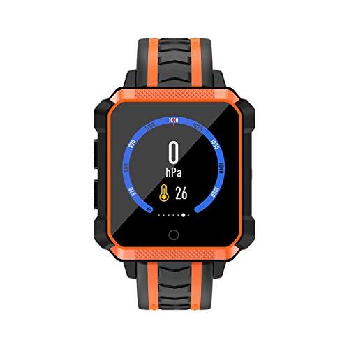HHJEKLL Pulsera Inteligente 4G LTE Bluetooth Smartwatch