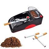 XIAOZSM Maquina Electrica De Liar Cigarros Tabaco Entubar Cigarrillos -Entubador Electrico para LLenado de Cigarros Entubar Cigarrillos de Fumar