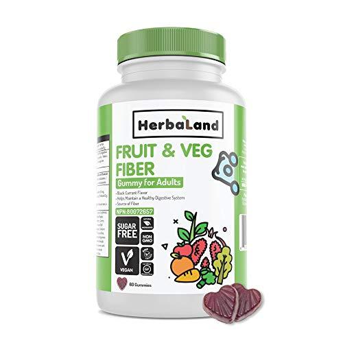 Herbaland Vegan Fruit, Veg, and Fib…