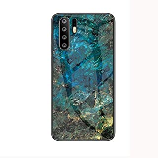 MIEOSEG Tempered Glass Case For Huawei P30 Pro P20 P9 P10 Lite Honor Play 8A 8C 8X Max 8APro Nova 3 3i 4 Soft Bumper Protective Cover Honor 8C 3