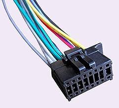 American Terminal Wiring Harness fits Pioneer DEH-X36UI, DEH-X4600BT, DEH-X4700BT, DEH-X4800BT