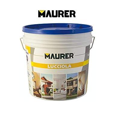 Foto di Idropittura pittura lavabile traspirante per interni Lucciola 5 lt.