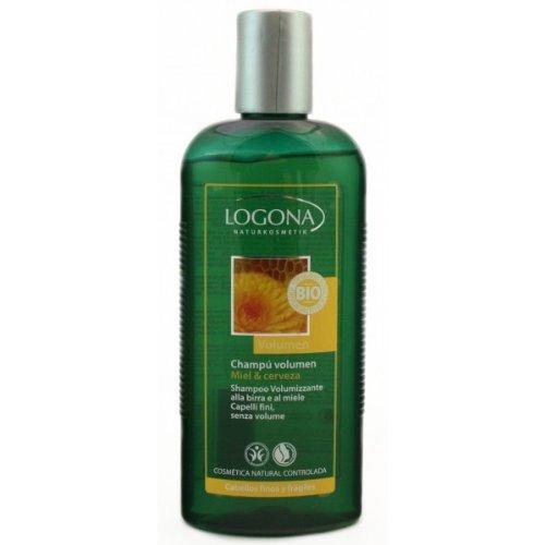 logona–Shampoo Volume Miele E birra logona, ML