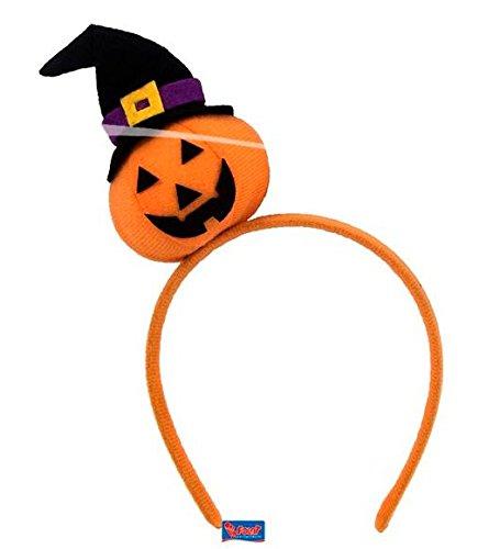 Diadème serre-tête pour déguisement citrouille halloween horror spuk l'esprit