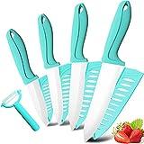 Juego de cuchillos, Cuchillo de cerámica 3 4 5 5 pulgadas C