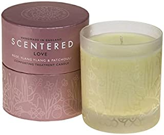 Aromatherapy Love Home Candle - Rose / Jasmine Scented Therapy Candle