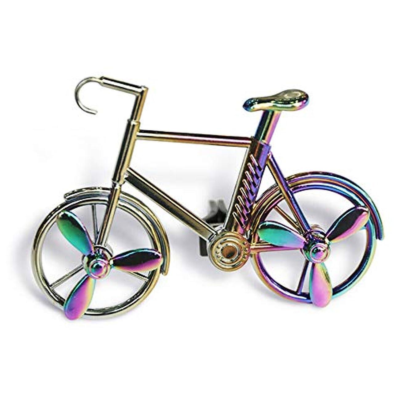 さておき寛大さ服を着るSymboat 車の芳香剤車の出口のアロマセラピーの自動車付属品の自転車の装飾品の固体芳香車の香水