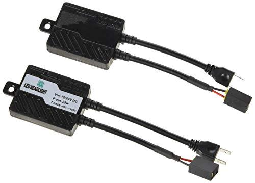 SuperLite bom12412 Adaptateur H7 CANBUS LED 2 unités