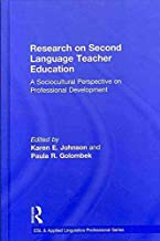 [(Research on Second Language Teacher Education)] [Edited by Karen E. Johnson ] published on (February, 2011)