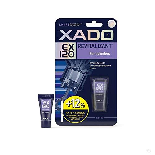 EX 120 XADO Additif de compression pour augmenter l'augmentation