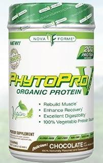 NOVAFORME PHYTOPRO-V Vanilla Supplement, 600 g