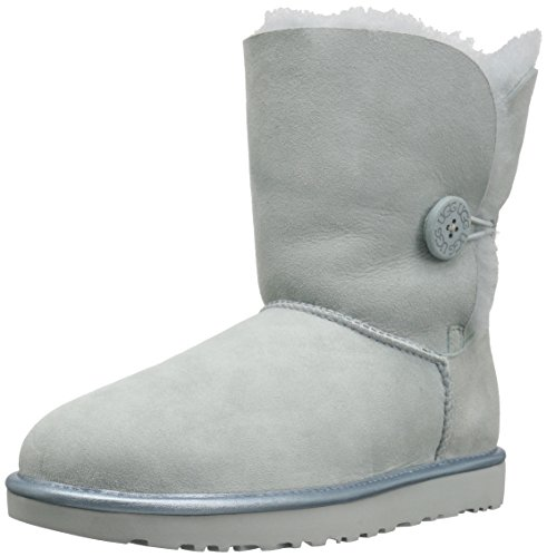 UGG Bailey Button II METALLIC Stiefel 2018 Iceberg, 40