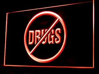 No Drugs Don't Led Light Sign