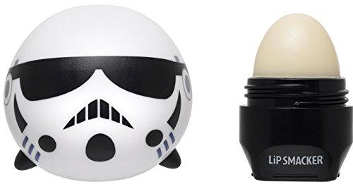 Markwins Lip Smacker Tsum Tsum Star Wars - Lippenpflegestift in Storm Trooper Form mit Ice Cream Clone Geschmack