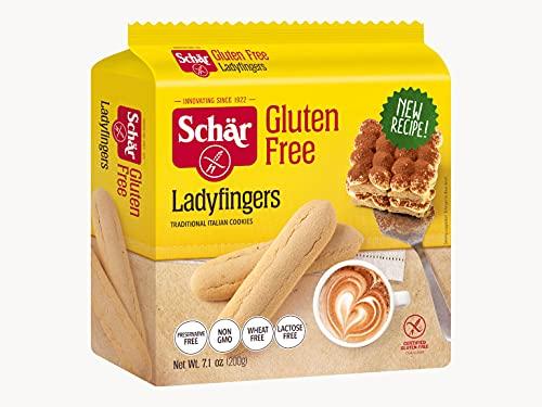 Schär Gluten Free Ladyfingers, 5.3 oz., 4-Pack