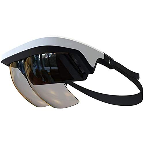 TOOGOO AR Headset, Smart AR Brille 3D Video Augmented Reality VR Headset Brille für & Android 3D Videos & Spiele