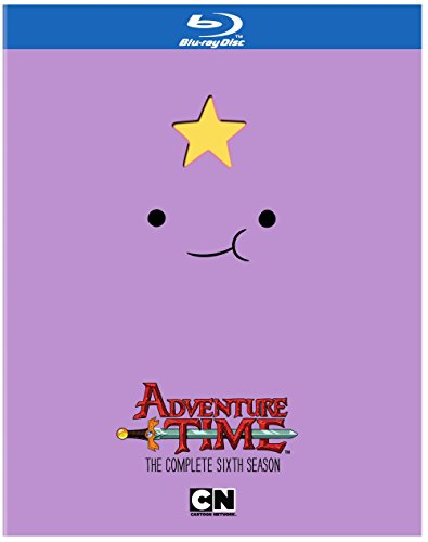 Cartoon Network: Adventure Time – The Complete Sixth Season (BD) [Blu-ray]