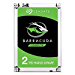 Seagate BarraCuda 2TB Internal Hard Drive HDD – 3.5 Inch SATA 6Gb/s 7200 RPM 256MB Cache 3.5-Inch – Frustration Free Packaging (ST2000DM008) (Renewed)