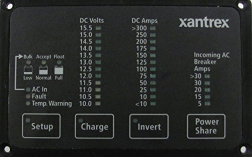 Xantrex Technology Inc, 84-2056-01 Freedom 458 Remote Panel