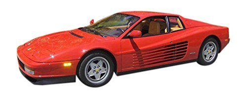 Amazoncom 1991 Ferrari Testarossa Reviews Images And