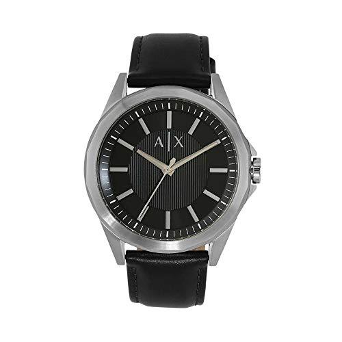 Armani Exchange AX2621 - Reloj de acero inoxidable de dos tonos para hombre