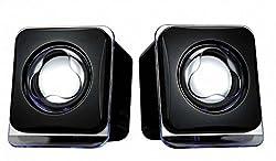 Terabyte Excellent Acoustic Mini USB2.0 Speaker (Black)