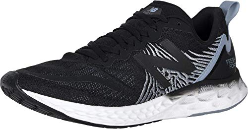 New Balance Fresh Foam Tempo h, Zapatillas de Running Hombre, Negro (Black B), 40.5 EU