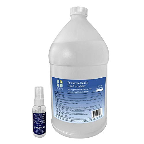 Fairhaven Health Hand Sanitizer - One (1) Gallon - Made to...