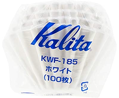 Kalita Paper Coffee Filters I Larger Size