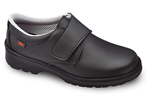 Milan-SCL Zapato de Trabajo Unisex Certificado CE EN ISO 20347 Marca DIAN, Negro, 41 EU