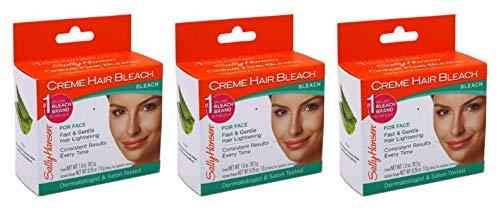 Best facial hair bleach for sensitive skin